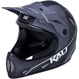 Kali Alpine Carbon Pulse Helm Heren, zwart/wit
